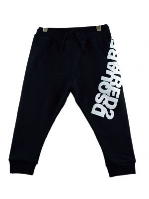 Dsquared2 Pants DQ0431-D00RG Zwart
