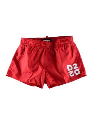 Dsquared2 Swim Short DQ044K Rood