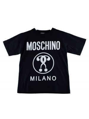 Moschino Tshirt HNM02D-LBA10  Zwart