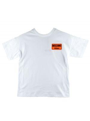 Moschino Tshirt HUM02P-LAA01 Wit