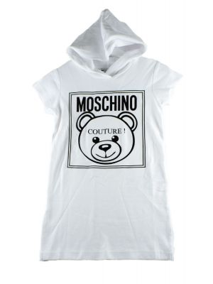 Moschino Dress HDV08P-LCA17 Wit