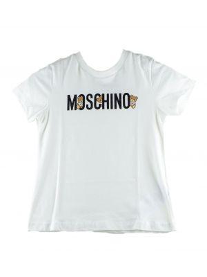Moschino Tshirt h7m01i-laa08 wit
