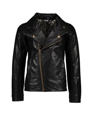 FLO biker jacket F002-5200 imi leather