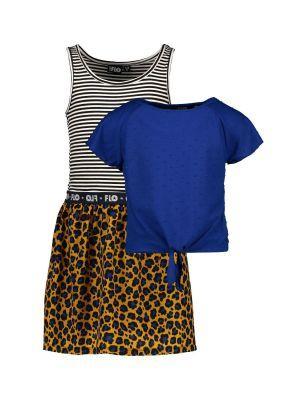 FLO Dress   F003-5841 2=1 dress