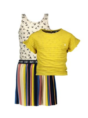 FLO Dress   F003-5850 2=1 dress