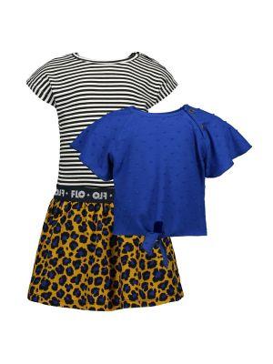 FLO Dress F003-7841 2=1 dress