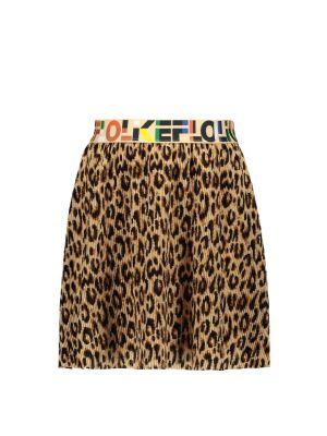 FLO Rok F004-5715 plisse skirt