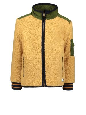 Flo teddy  jacket  F908-8303 Sand