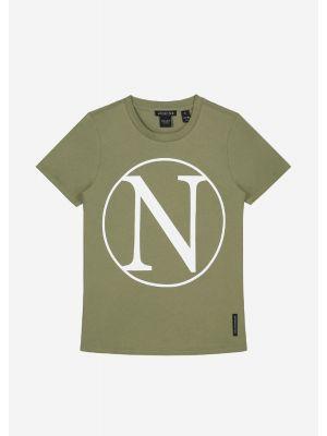 Nik&Nik kim tshirt G8-485-2002- Green