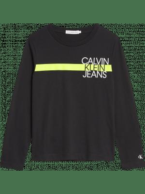 Calvin Klein Tshirt IB0IB00522 Black