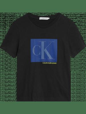 Calvin Klein Tshirt IB0IB00523 Black