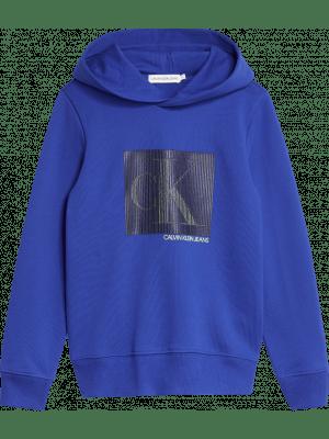 Calvin Klein Hoody  IB0IB00542 Kobalt