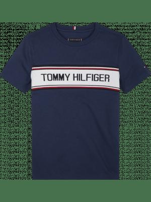 Tommy Hilfiger Intarsia Tee KB0KB05633 N