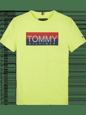 Tommy Hilfiger Reflec Tee KB0KB05636 G