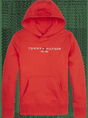 Tommy Hilfiger Hoody  KB0KB05673 red
