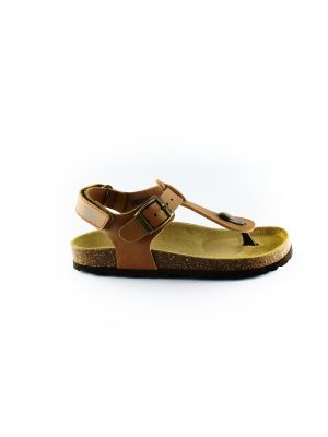 Kipling T band slipper Juan 3 11965203-0716-cognac