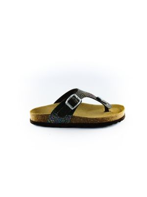Kipling teenslipper Maria 3  11965374-0900-zwart