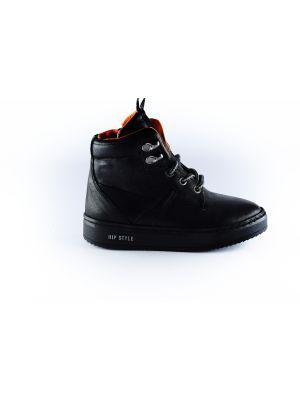 HIp H1018 bootie Zwart
