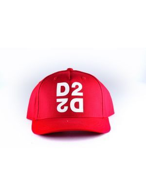 Dsquared2 Cap DQ03XE-D0018 Rood