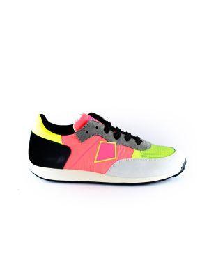 Rondinella  sneaker 11523-1 zwart geel