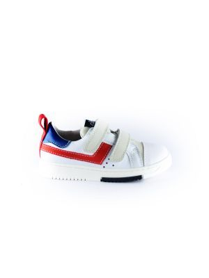 Clic sneaker CL-9750 rood blauw