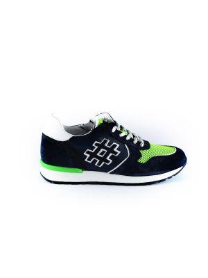 Hip Sneaker H1290-46CO-CC Blauw