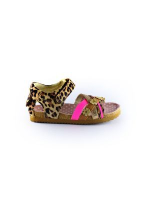 Shoesme Bio Sandaal BI20S088-B Leo