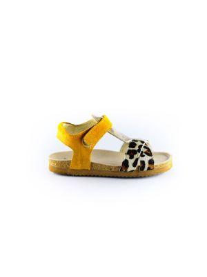 Shoesme Bio Sandaal BI20S074-B Oker