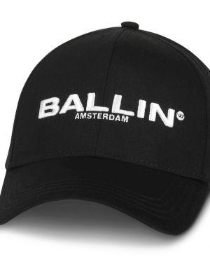 Ballin cap  PWC09  Zwart
