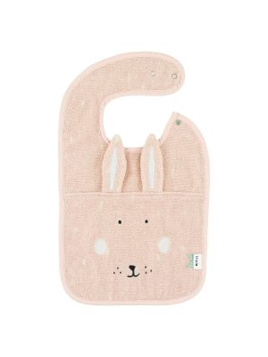 Trixie slabber Bib 11-834  Mrs rabbit