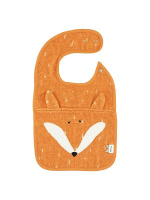 Trixie slabber Bib 11-874 Mr Fox
