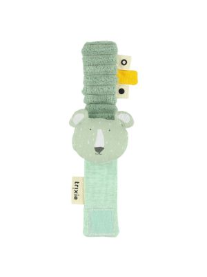 Trixie Wrist rattle 24-564 Polar Bear
