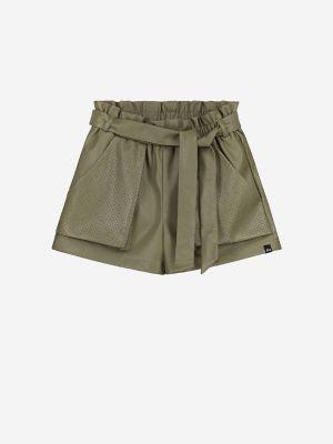 Nik&Nik Fardou Shorts G2-615-2002 green