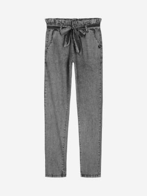 Nik&Nik fienne pants G2919-2004 grey