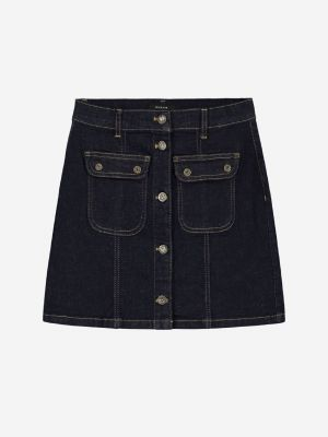Nik&Nik Florijne Skirt G3916-2004 denim