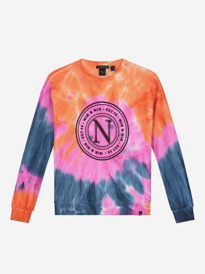 Nik&Nik lyndi sweater G8-803-2002 tie die