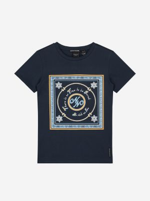 Nik&NikNo Risk Tshirt G8883-2004 Royal