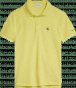 Calvin Klein polo IB0IB00376  lemon
