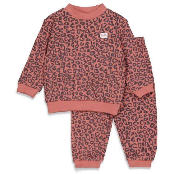 Feetje pyjama fashion 305.535 terra pink