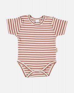 Petit Oh Tee 100012005 stripe Roest