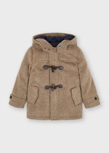 Mayoral jas 4422 trench coat houwtjes touwtjes