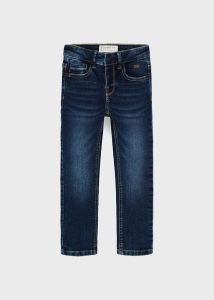 Mayoral jeans 4560 skinny fit jeans blauw