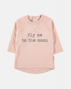 Petit Oh Tee 111012001 Fly me roze