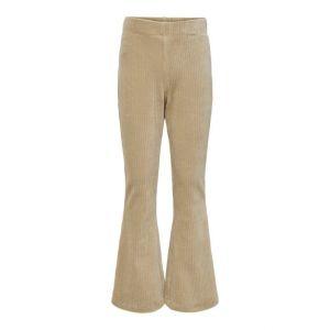 Only pants Konfenja 15241615 flair rib beige