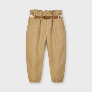 Mayoral pants 03552 long pants caramel