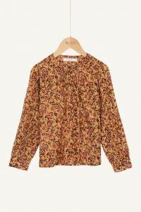 By Bar blouse 21542003 roan block paisley print