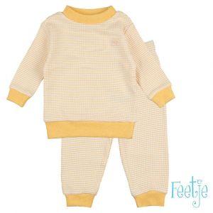 Feetje Wafel Pyjama  305.532.1 oker