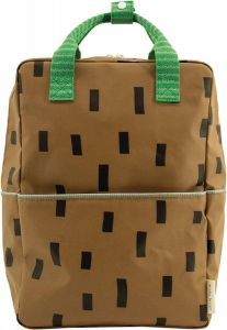 Sticky Lemon backpack L 1801785 sprinkles khaki