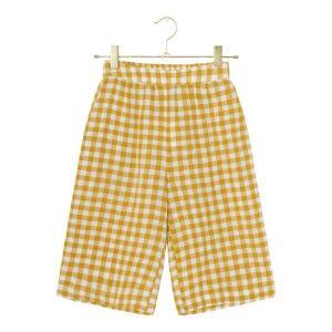A MONDAY pants 329 fiona check oker