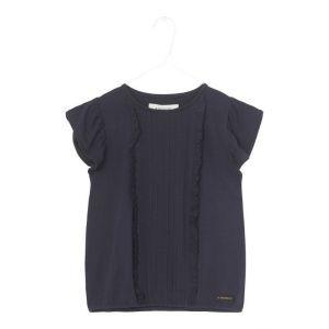 A MONDAY blouse 210 Sif blouse dark navy